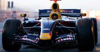 F1: Novo carro da Red Bull é lançado em Barcelona (confira as fotos)