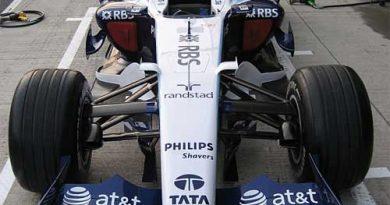 F1: Conheça o novo visual para a temporada 2007 da Williams