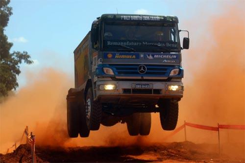 Rally: Salvini Racing aposta na experiência para alcançar o sucesso
