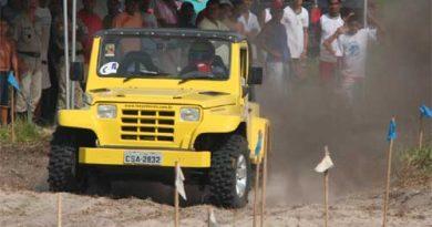Rally: Tony Almeida vence na estréia do Paraibano 2007