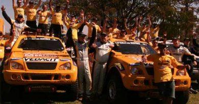 Rally: X Rally Team volta a competir com dois carros