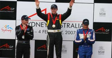 A1GP: Alemanha vence a Sprint Race do GP da Austrália