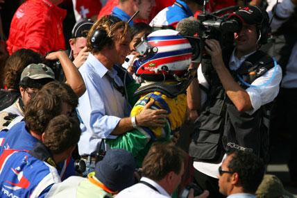 A1GP: Jimenez leva o Brasil de volta ao pódio