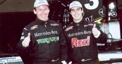 Truck: ABF/Mercedes-Benz mantém a dupla Cirino e Geraldo Piquet