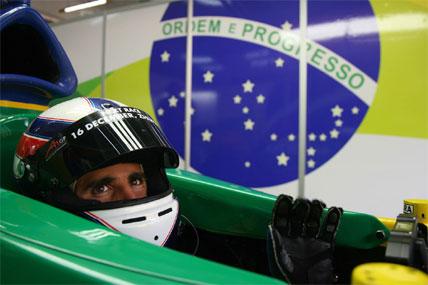 A1GP: Suíça e Alemanha dominam classificação; Brasil tem problemas com freios