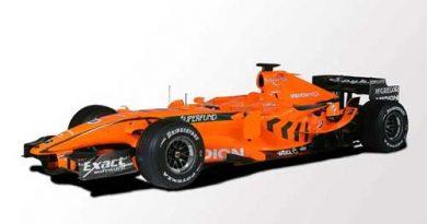 F1: Spyker lança seu carro para a temporada 2007, confira as fotos