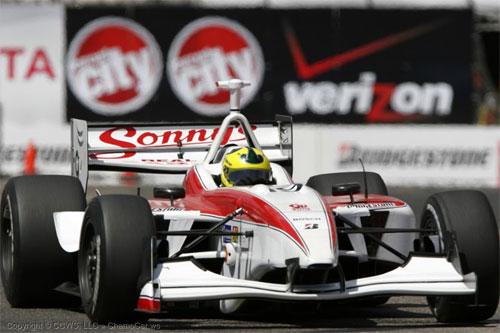 ChampCar: Bruno Junqueira é o 6º em Long Beach e assume a 4ª posição no mundial