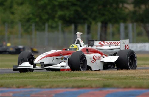 ChampCar: Na primeira corrida fora dos EUA, Junqueira confia em rápida adaptação ao veloz circuito canadense