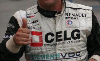 Copa Clio: José Cordova da W Racing marca a pole position em Curitiba