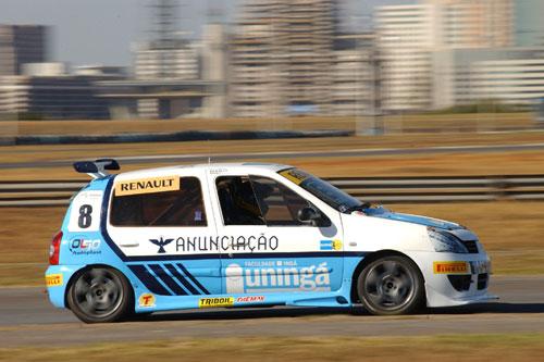 Copa Clio: Campeão da temporada vai levar um Clio 0km