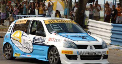 Copa Clio: Pilotos retomam disputa em Santa Cruz do Sul