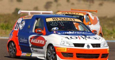 Copa Clio: Final de semana complicado para a Della Via Racing Team