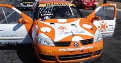 Copa Clio: Filipe Borges pontua em Brasília