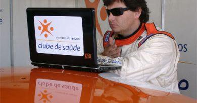 Copa Clio: Acidente tira chances de pontuação de Filipe Borges