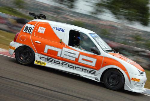 Copa Clio: Pilotos da Neoforma Racing buscam marcar os primeiros pontos da temporada