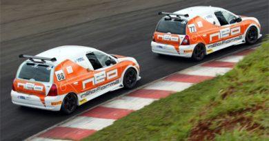Copa Clio: Pilotos da Neoforma Racing elogiam pista de Londrina