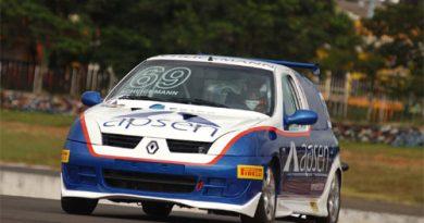 Copa Clio: Carro melhora e deixa Schlickmann animado para a corrida de Londrina