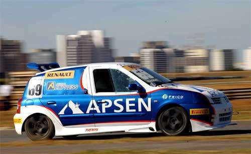 Copa Clio: Sexto no grid, Schlickmann conquista sua melhor posição de largada na temporada