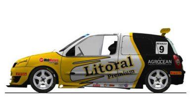 Copa Clio: Willians Farias assina com a equipe M2 Competições