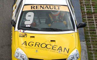 Copa Clio: Willians Farias conquista sua primeira pole em Curitiba