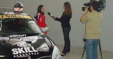 Copa Clio: Graziela Paioli participa do programa Hoje em Dia da Rede Record