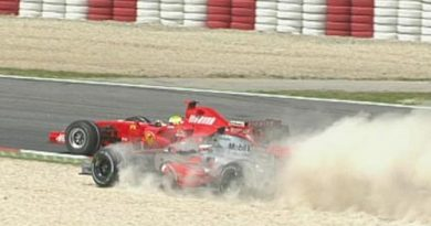 F1: Massa minimiza acidente com Alonso