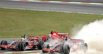 F1: Alonso reclama de Massa
