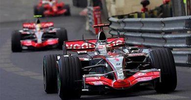 F1: Alonso vence fácil o GP de Mônaco