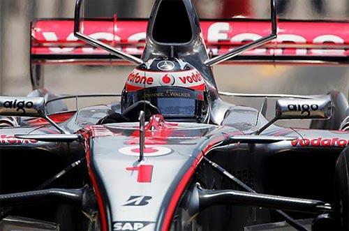 F1: Alonso e Hamilton são os melhores no 2º treino livre nos EUA