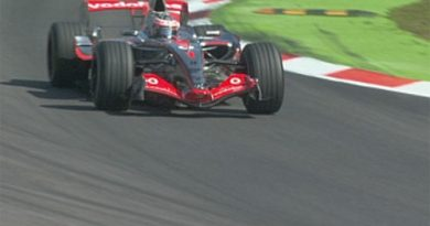 F1: Fernando Alonso é pole em Monza