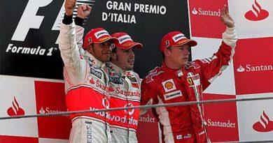 F1: Fernando Alonso vence e Hamilton dá show em Monza