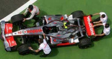 F1: McLaren afasta mais dois funcionários