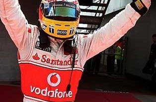 F1: Na última volta, Hamilton conquista pole position em casa
