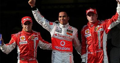 F1: Lewis Hamilton faz a pole em Xangai
