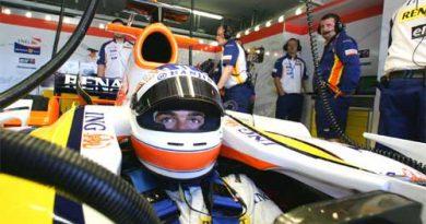 F1: Nelsinho Piquet abre testes da Renault em Spa-Francorchamps