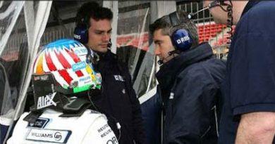 F1: Berger, agora, reconhece valor de Alexander