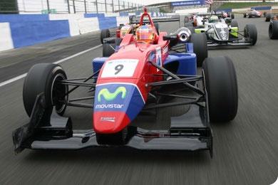 F3 Inglesa: 33 carros irão alinhar na temporada 2007