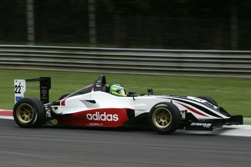 F3 Inglesa: Alberto Valerio consegue mais um pódio em Monza