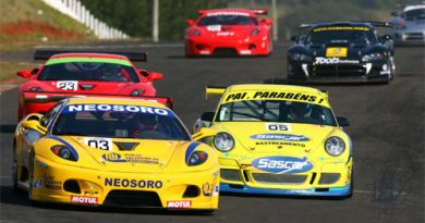 GT3 Brasil: Alencar Júnior chega num duplo sexto lugar na etapas de Tarumã