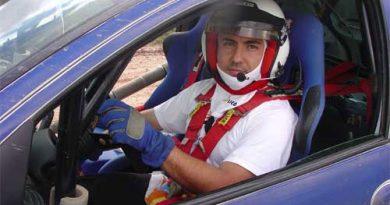 Rally: Alexandre Silva não participa da abertura da Copa Peugeot em Campinas