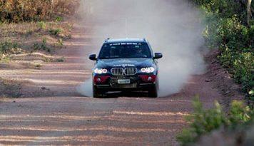 Rally: Novo BMW X5/RACING vivendo as emoções do Rally dos Sertões