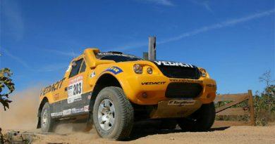 Rally: Marcos Baumgart e Alessandro Fabricio chegam em sétimo na 2ª especial