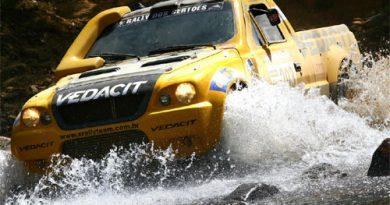 Rally: Marcos Baumgart e Alessandro Fabricio ficam em 13º na geral