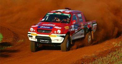 Rally: Bibas e Cavassin usam motor limitado