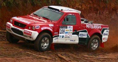 Raly: Promacchina consegue o 10º. triunfo da Mitsubishi Evo PROM