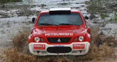 Rally: Fellipe Bibas e Emerson Cavassin mantém liderança no Cross Country