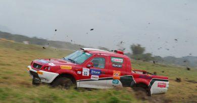 Rally: Bibas e Cavassin assumem a liderança da Mitsubishi Cup
