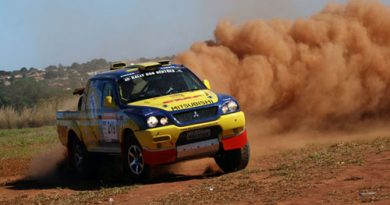 Rally: Final noturno assustou competidores