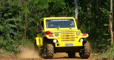 Rally: Copipar Racing pronta para a primeira etapa do Brasileiro Cross Country