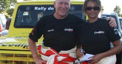 Rally: Codipar Racing já está em Goiânia